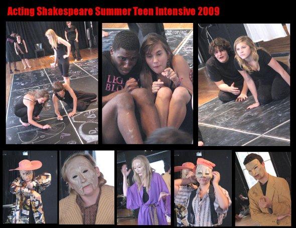 teen acting